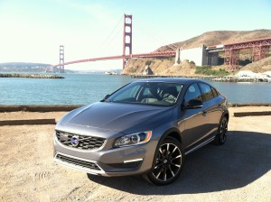 2016 S60 Golden Gate Bridge