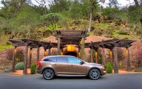 Volvo Calistoga Ranch
